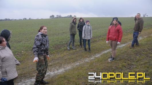 Mieszkańcy Krapkowic szukają zaginionej Wiktorii