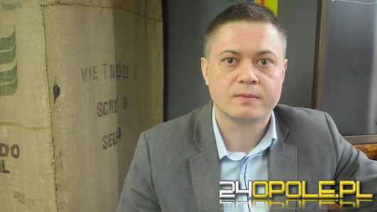 Łukasz Kucharski: Obok pałacu chcemy zbudować lotnisko