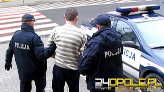 Zabójstwo w Nysie. 27-latek usłyszał zarzuty i trafił do aresztu.