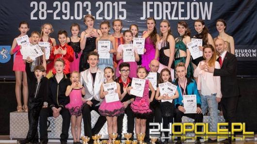 Opolscy tancerze zatańczą na Mistrzostwach Europy i Świata