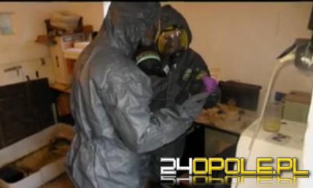 Opolanin produkował narkotyki we własnym laboratorium