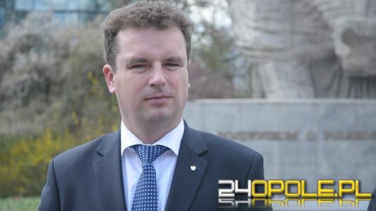 Jacek Wilk - kandydat na prezydenta Polski w Opolu