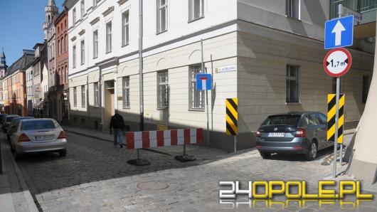 Od dziś ul. św. Wojciecha zamknięta dla ruchu