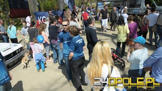 Tłumy opolan na Dniu Sportu w Parku Nadodrzańskim