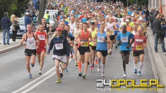 Rekordowa ilość biegaczy wystartuje w Maratonie Opolskim