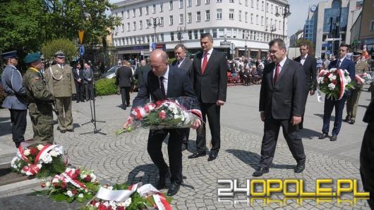 Uroczyste obchody 70. rocznicy zakończenia II wojny światowej