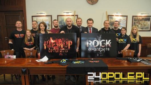 Znamy artystów, którzy wystąpią na Hip-Hop Opole i Rock Opole