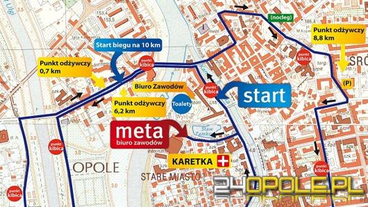 W niedzielę Maraton Opolski. Kierowców czekają utrudnienia.