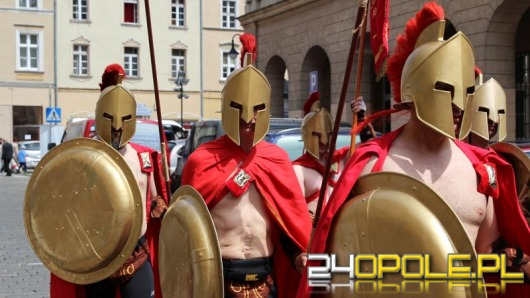 Spartanie pobiegną dla 9-letniej Ani z Opola