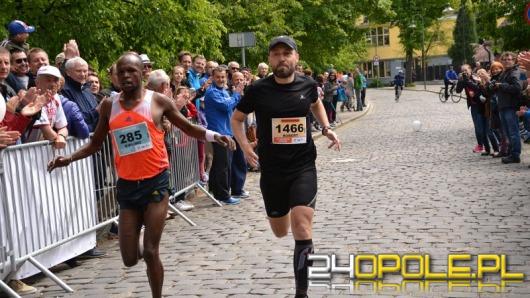 Kenijczyk ustanowił nowy rekord trasy Maratonu Opolskiego