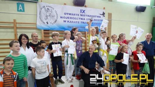 Akademia Karate Tradycyjnego z Opola wicemistrzem Opolszczyzny