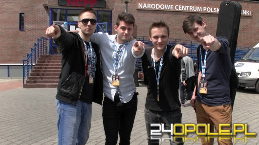 """Opolski zespół """"Space"""" liczy na wygraną w SuperDebiutach"""