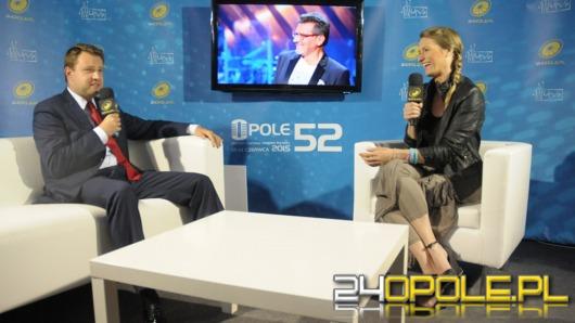 Arkadiusz Wiśniewski: Miałem problem z wejściem na festiwal