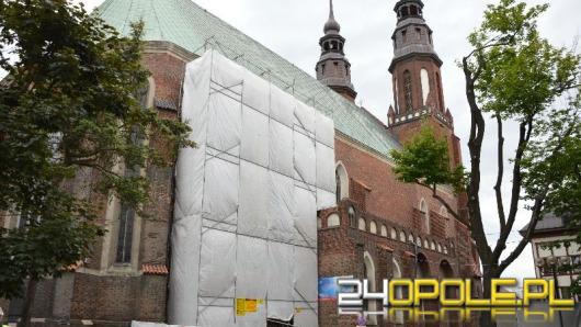Ruszyła renowacja Katedry Opolskiej