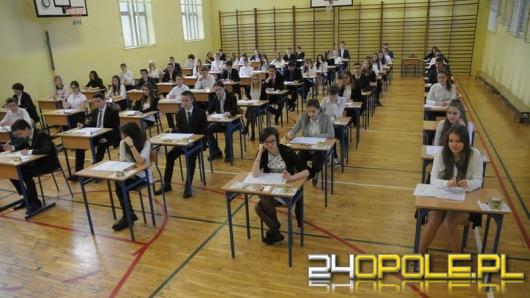 Egzamin gimnazjalny na Opolszczyźnie wypadł nieco słabiej niż w kraju