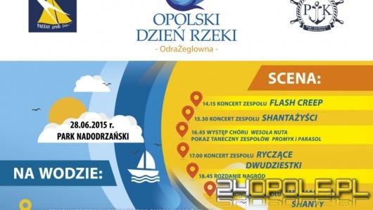 I Opolski Dzień Rzeki już w niedzielę!