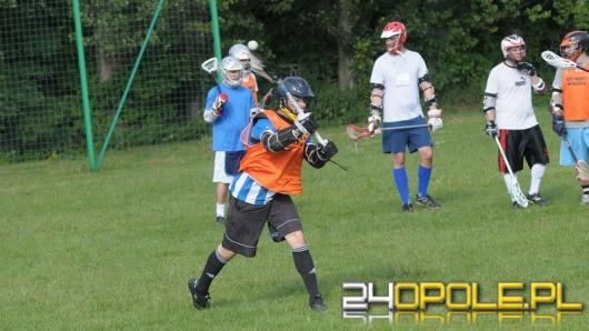 Lacrosse - nowa dyscyplina sportu w Opolu