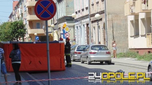 19-latek chciał wyskoczyć z okna budynku w Brzegu