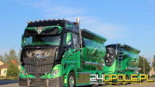 """Najpiękniejsze ciężarówki Europy zjadą na zlot """"Master Truck"""""""