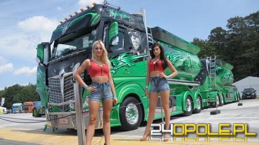 Międzynarodowy Zlot Ciężarówek Master Truck rozpoczęty