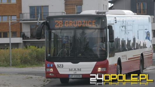 Na ulice Opola wyruszyły autobusy MZK nowej linii 28