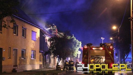 29-latek zatrzymany za podpalenie kamienicy w Krapkowicach