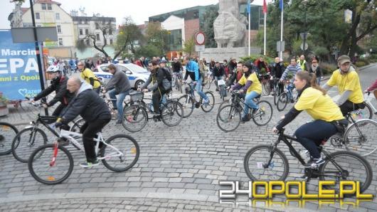 W piątek ulice Opola opanują rowerzyści