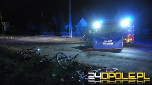 23-latek podejrzany o potrącenie rowerzystki na ul. Grudzickiej
