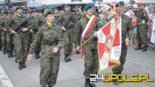 Obchody Święta Wojska Polskiego w Opolu