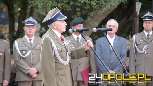 Obchody 76. rocznicy wybuchu II wojny światowej w Opolu