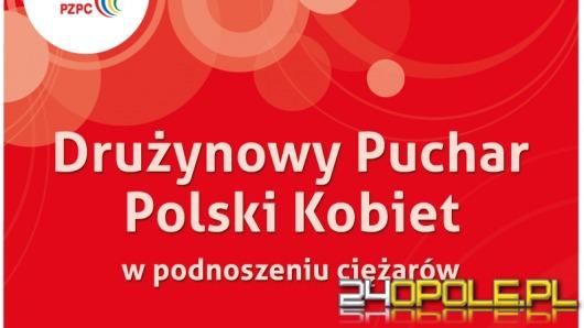 Najsilniejsi ciężarowcy w Polsce przyjadą do Opola