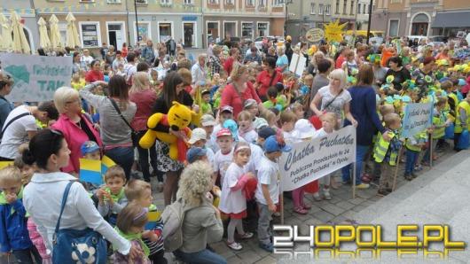 Przedszkolaki rządzą dziś Opolem
