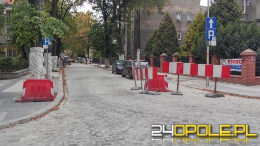 Remont ulicy Grunwaldzkiej potrwa dłużej niż zakładano