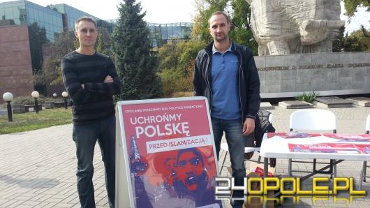Opolanie będą manifestować przeciwko islamizacji Polski