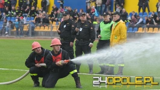Strażacy ochotnicy rywalizują w Kotorzu Małym