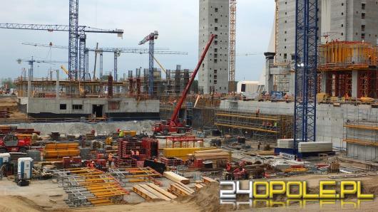 Prace przy rozbudowie Elektrowni Opole idą pełną parą