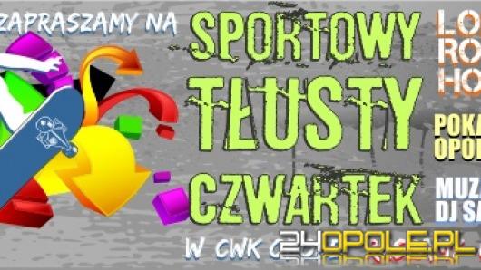 """Ruszają """"sportowe tłuste czwartki"""" w CWK"""
