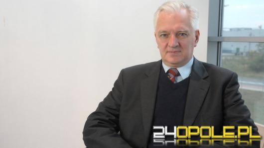 Jarosław Gowin: Podatki im niższe tym lepiej