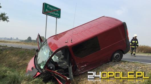 Posłanka Janina Okrągły ranna w wypadku