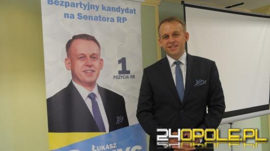 Łukasz Denys rozpoczął swoją kampanię wyborczą