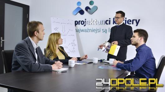 Projektanci Kariery szkolą w nowo otwartym Centrum Biznesu w Opolu!