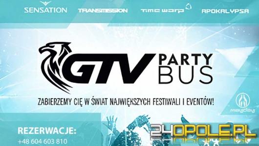 Poznaj nowe plany GTV Party BUS!