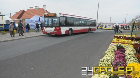 Jak we Wszystkich Świętych będą jeździły autobusy w Opolu?