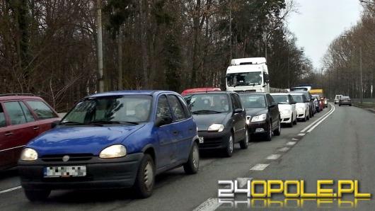Opole prawie jak Warszawa pod względem ilości aut
