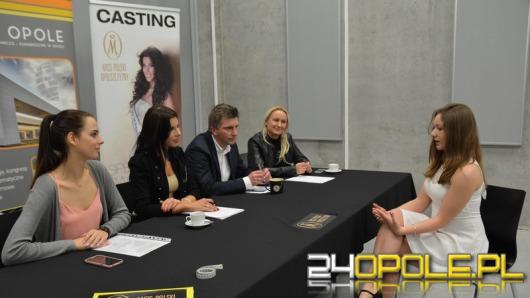 Piękne dziewczyny na castingu Miss Polski Opolszczyzny