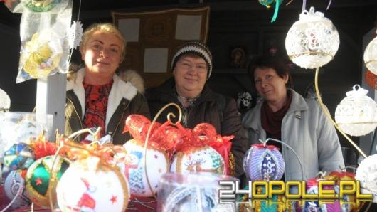Rozpoczął się Jarmark Bożonarodzeniowy na opolskim rynku