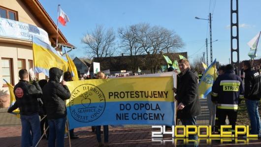 Mieszkańcy Wrzosek nie chcą do Opola