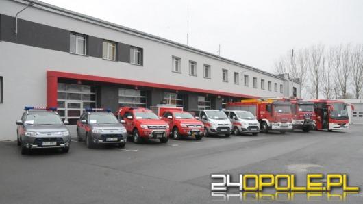 Opolscy strażacy dostali sprzęt za 16 mln złotych