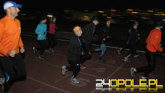 Nocne bieganie dotarło do Opola