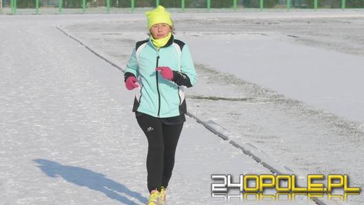 68-letnia biegaczka z Opola pokonuje rocznie ok. 3 tys. kilometrów